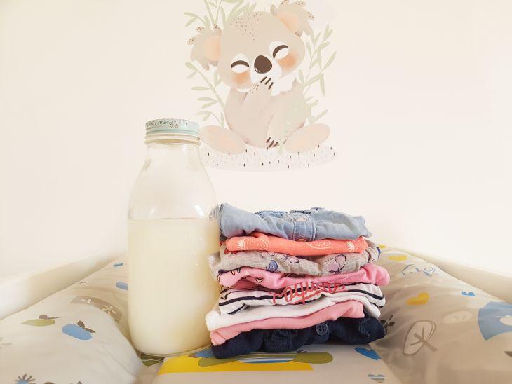 recette lessive pour bébé